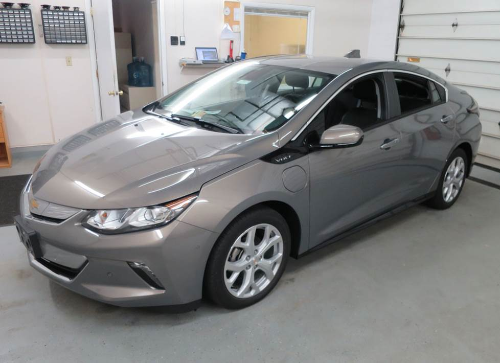 chevrolet volt hatchback