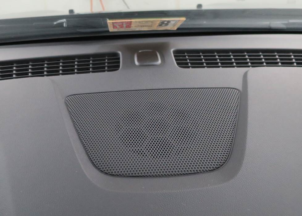 chevy volt bose center dash speaker