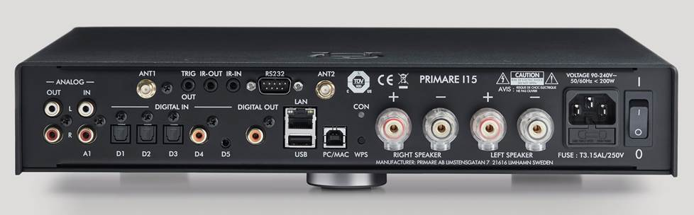 Yamaha A-S801 stereo integrated amplifier