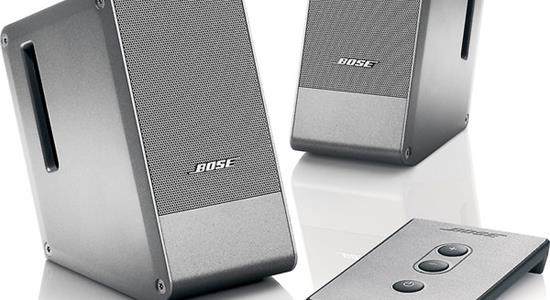 Bose® Computer MusicMonitor® speakers