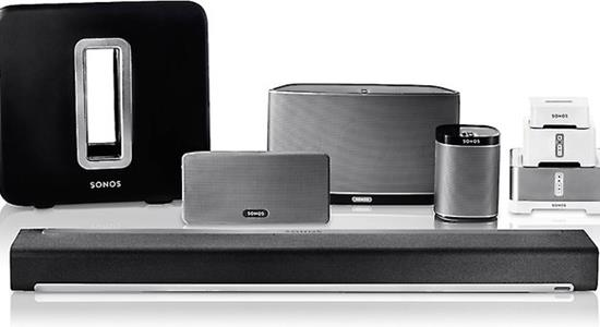 Wireless multi-room audio systems