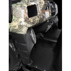 Stealthbox installed in Polaris Ranger