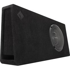 "Rockford Fosgate T1S-1x10P Single 10"" Ported Loaded Enclosure"