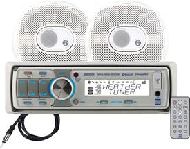 Marine Radio & Speaker Packages