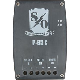 Sound Ordnance P-65C component crossover