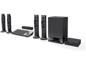 Powered Home Theatre Systems
