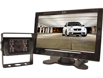 Backup Cams & Monitors for RVs