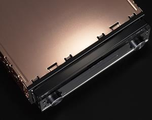 A copper clad chassis