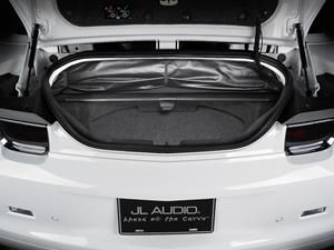 JL Audio Stealthbox installed