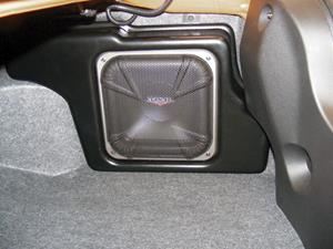 SubStage SMUS05 fits the 2005-12 Ford Mustang