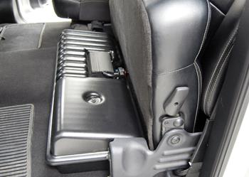 SubStage SF150S09 fits the 2009-up Ford F-150 Super Cab