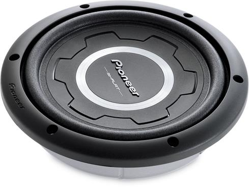 Pioneer TS-SW2501S4 shallow-mount subwoofer