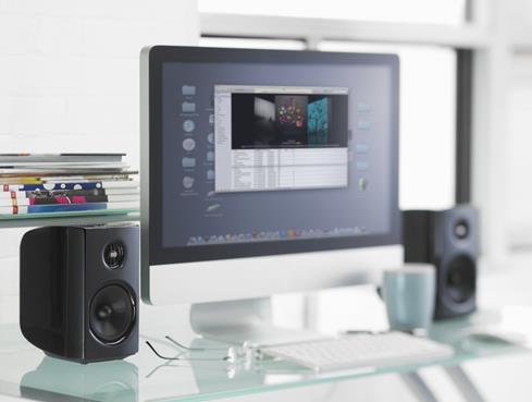 PSB Alpha PS1 powered speakers