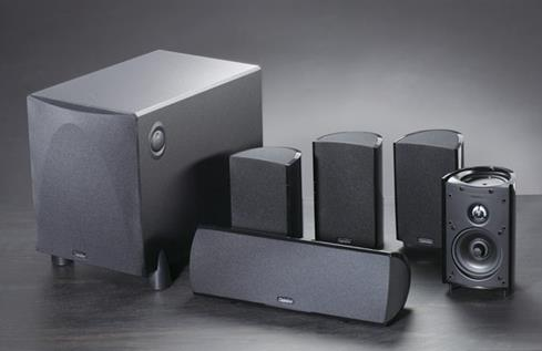 Definitive Technology ProCinema 800 surround sound speaker system