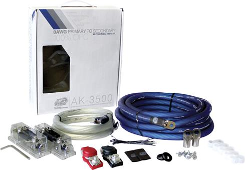 XS Power secondary battery wiring kit