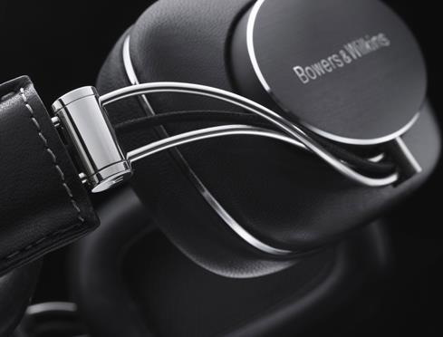 Bowers & Wilkins P7 around-the-ear headphones
