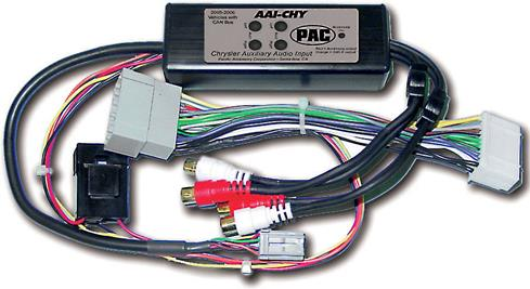 Auxiliary Input Adapter