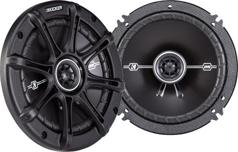 "Kicker 6-1/2"" speakers"