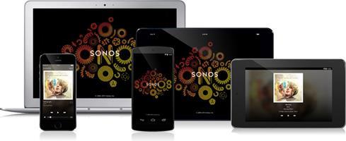 Sonos controllers