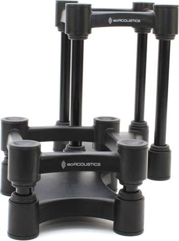 IsoAcoustics speakers stands
