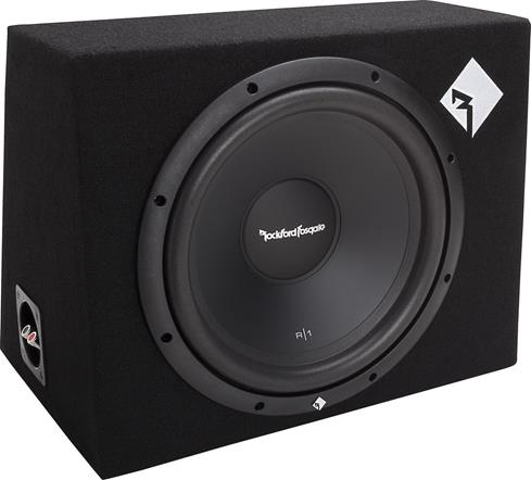 "Rockford Fosgate Prime R1 12"" package"