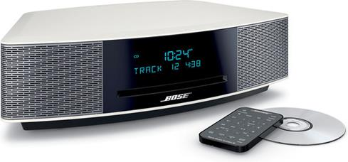 bose wave music system iv platinum silver at crutchfield canada. Black Bedroom Furniture Sets. Home Design Ideas