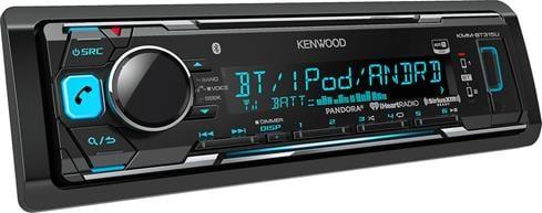 Kenwood KMM-BT315U digital media receiver