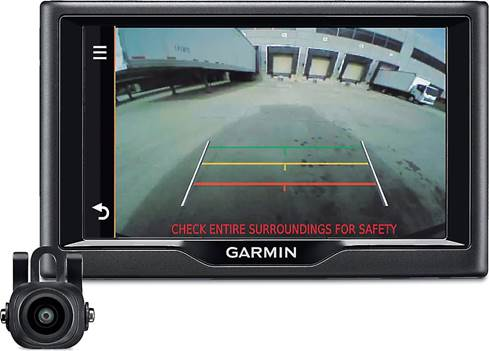 Garmin wireless backup camera