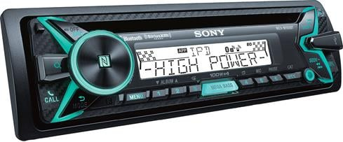 Sony MEX-M100BT Marine CD Player