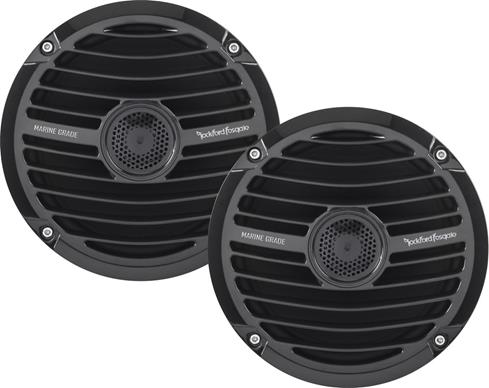 Rockford Fosgate RM1652B speakers