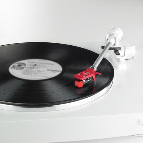 The Audio-Technica AT-LP3 is a smart - and smart-looking - way to play records.
