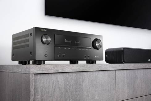Denon AVR-X2600H home theater receiver