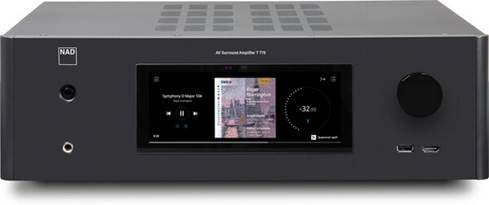 NAD T 778 home theater receiver
