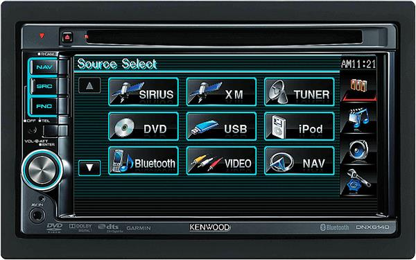 kenwood dnx6140 navigation receiver at crutchfield canada rh crutchfield ca Kenwood Touch Screen Deck Alpine Car Stereo Touch Screen