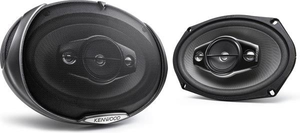 "Kenwood KFC-6984PS 6""x9"" 4-way speakers"