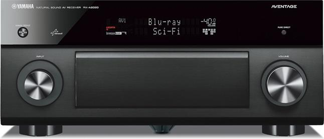 Yamaha RX-A2020 home theater receiver