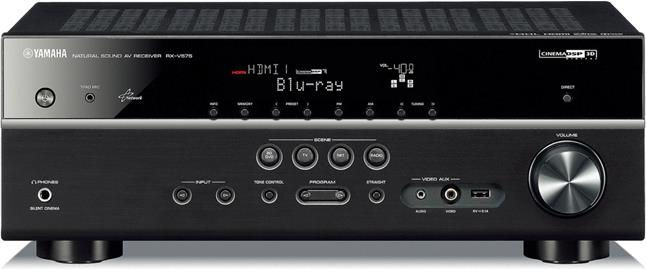 Yamaha RX-V575 7.2-channel receiver