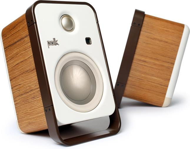 Polk Audio Hampden Bluetooth speakers