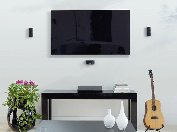 bose entertainment system. bose lifestyle soundtouch 535 in a room setting entertainment system h