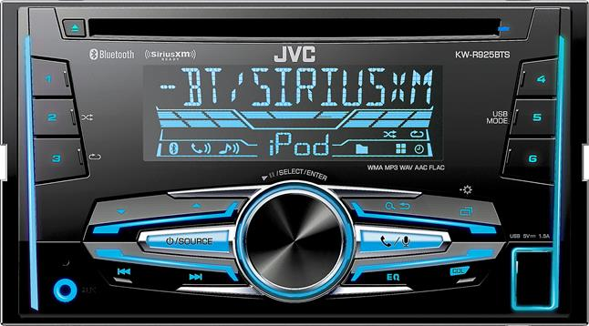 JVC KW-R925BTS CD receiver