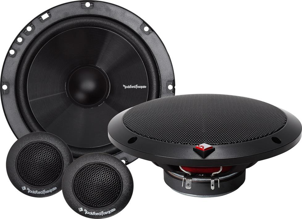 "Rockford Fosgate Prime R1675-S 6-3/4"" Component Speakers"