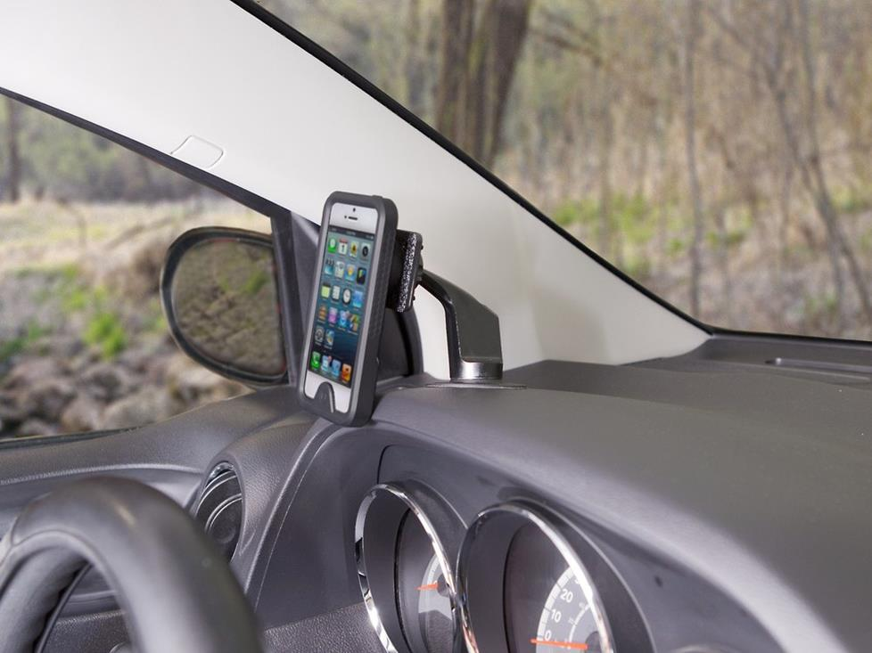 Pro.Fit device holder dash mount