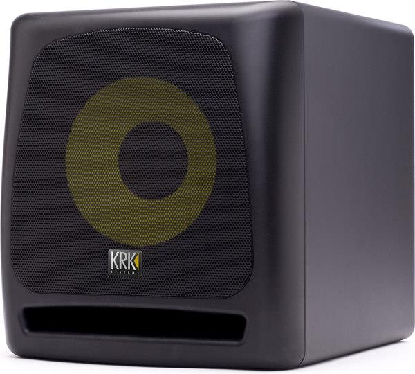KRK 10s powered subwoofer