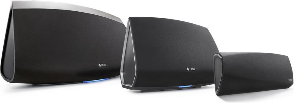 Denon HEOS powered wireless speakers