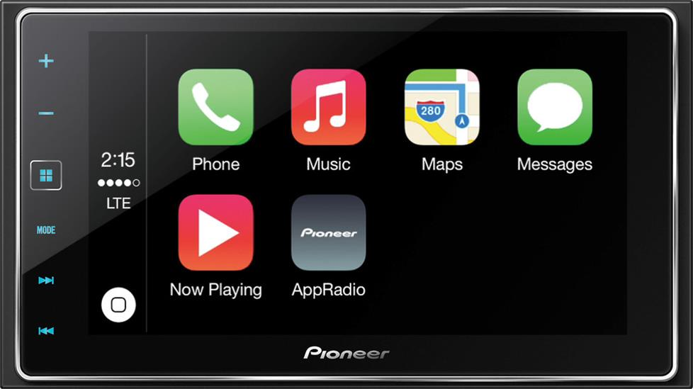 iphone hookup for car