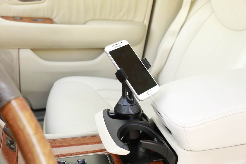 Belkin Mobile F8J168BT Car Cup Mount for Smartphones