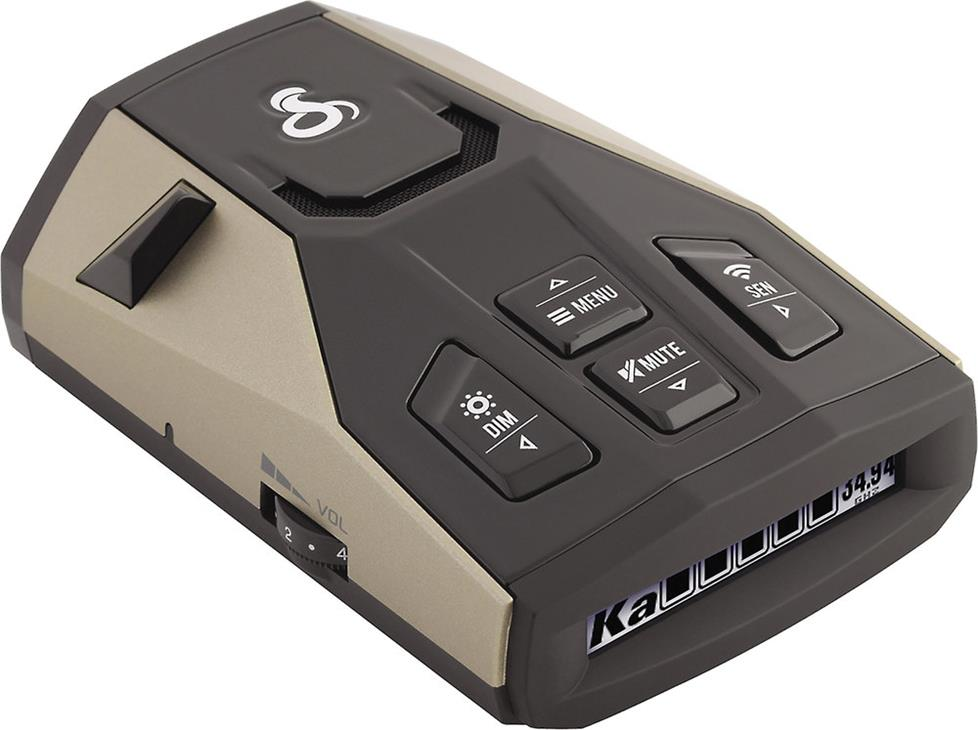 Cobra RAD 450 radar detector