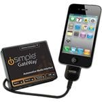 iSimple Gateway for iPOD Adapter w/Aux input for H