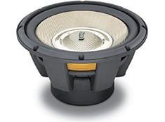 on an Infinity Series subwoofer
