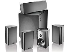 on the Definitive ProCinema 600 home theatre speaker system